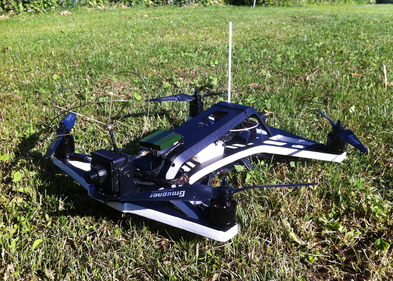 It s a simple frame  Quadcopter Frame Fpv